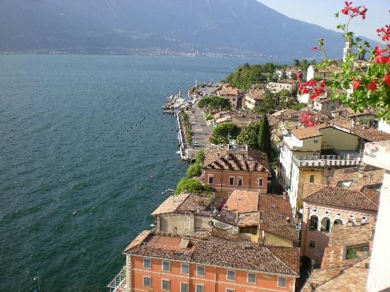 View from Hotel Castell Limone