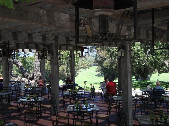 Ojai Valley Inn Restaurant