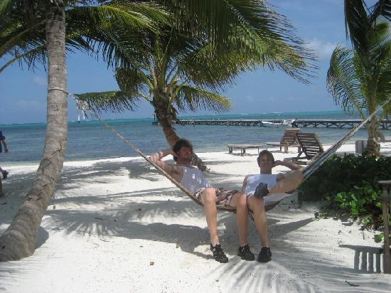 Sunset Beach Resort: beautiful grounds
