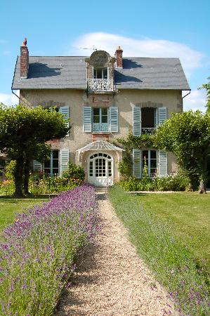 Fromental, France: The chocolate box house