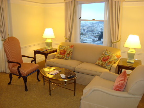 Suite Picture Of Hotel Drisco San Francisco Tripadvisor