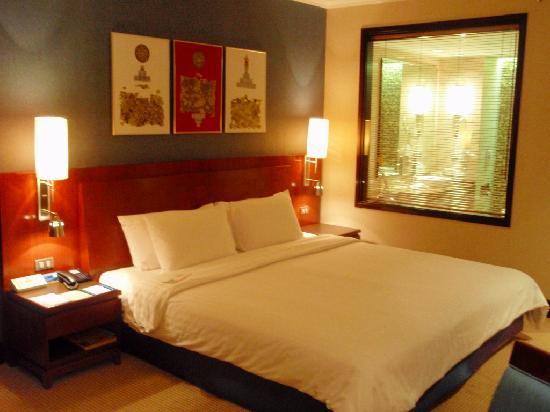 โนโวเทล แบงคอค สุวรรณภูมิ แอร์พอร์ท: ベッド