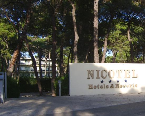 Nicotel Pineto