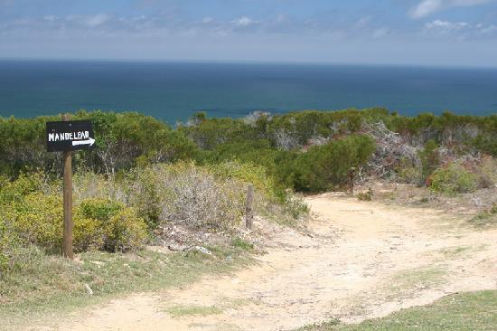 St. Blaize Trail - Wandelpad
