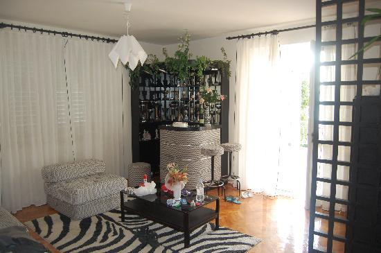 Tija Apartments: Maro's trophy cabinet