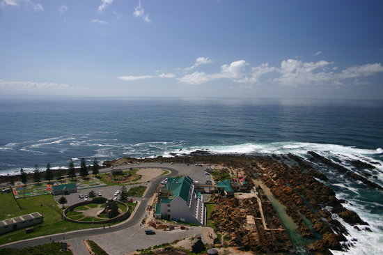 Mosselbaai, Zuid-Afrika: The Point