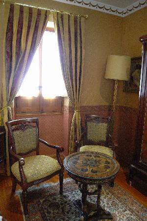 Hospederia de El Churrasco: 部屋