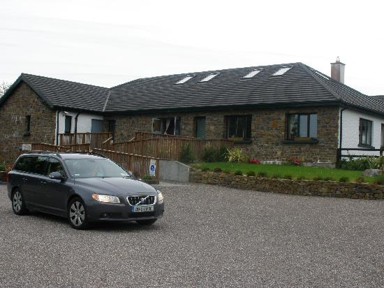 Coosan Cottage Eco Guesthouse: A parting shot