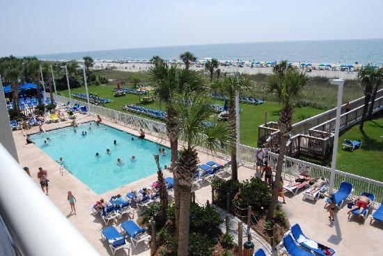 Dunes Village Resort Myrtle Beach Palmetto Tower