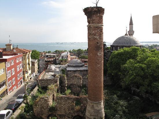 Daphne Hotel: Fenêtre sur Byzance, Istanbul, Marmara