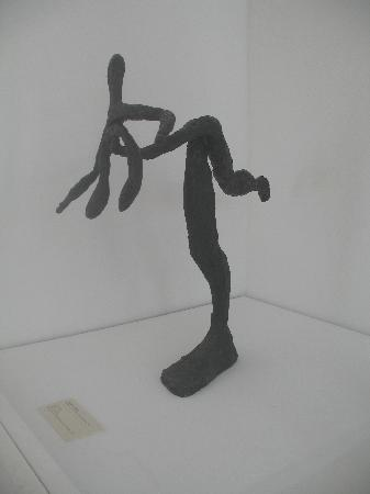 Fondation Maeght : Calder ((ballerina)