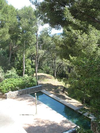 Fondation Maeght: Terrace view