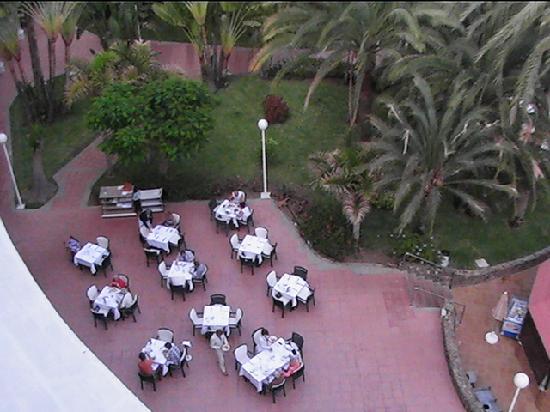 Hotel Riu Palmeras / Bung Riu Palmitos: restaurant