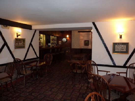 The Lagg Hotel: Bar & restaurant Lagg Hotel