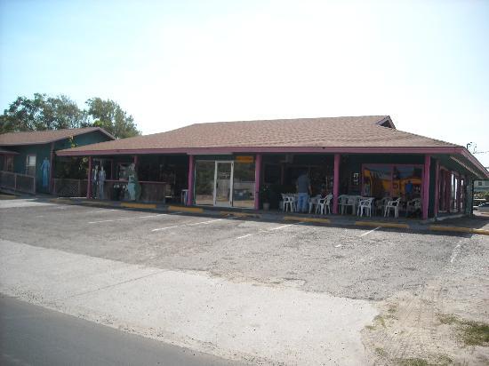 Crazy Cajun Seafood Restaurant Port Aransas