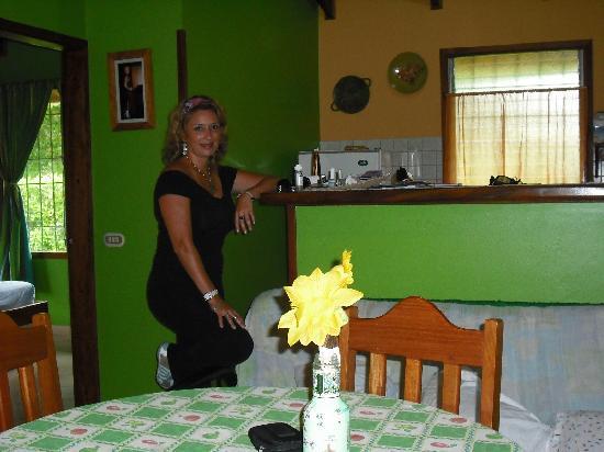 โรงแรมบาเฮียเอสเมรัลด้า: Las casitas muy confortables