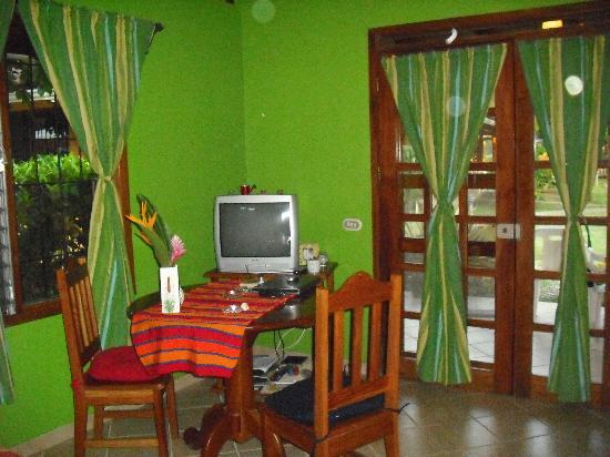 Bahia Esmeralda: todo siempre muy limpio