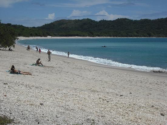 โรงแรมบาเฮียเอสเมรัลด้า: Playa Conchal