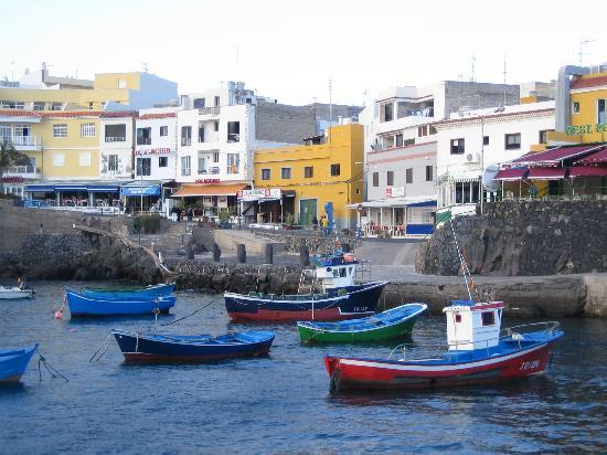 Hotels In Los Abrigos Tenerife