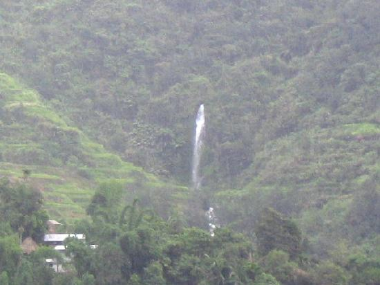 Banaue Risterrasser: A view from the museum