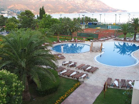 Iberostar Bellevue: la piscine