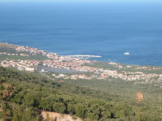 Parco Blu Club Hotel Resort : Cala Gonone