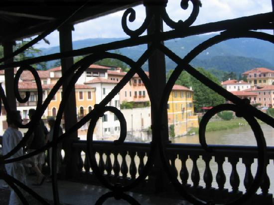 Bob and Jenny's Bed and Breakfast: Bassano Del Grappa one of the fun places to visit -watch that grappa!