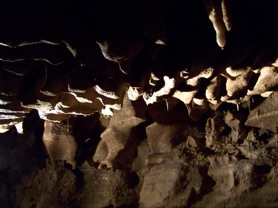Cub Run Cave : Cave fomations