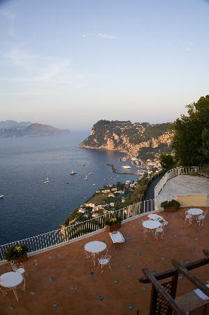 Hotel San Michele : view from room