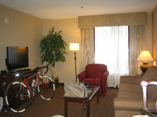 Homewood Suites by Hilton Wilmington - Brandywine Valley: Living Room