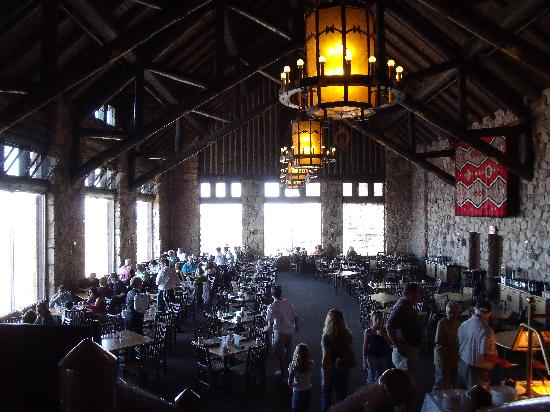 Superior Grand Canyon Lodge   North Rim: Dining Room At The Lodge Part 7