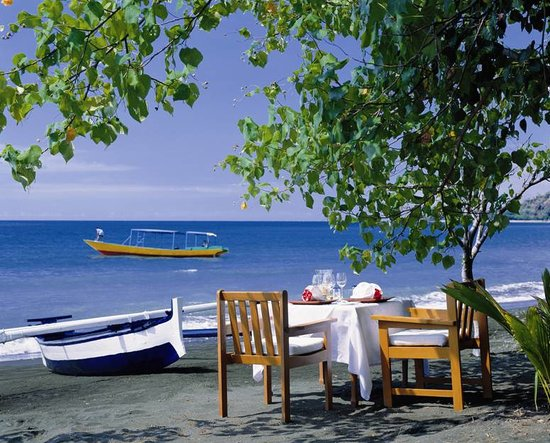 Пемутеран, Индонезия: Pemuteran Beach Matahari Beach Resort & Spa
