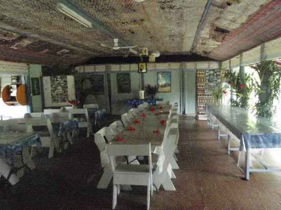Safua Hotel : Dining room