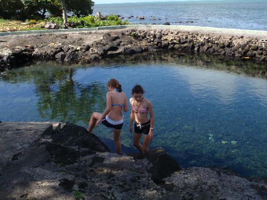 Safua Hotel : Village swimming pool