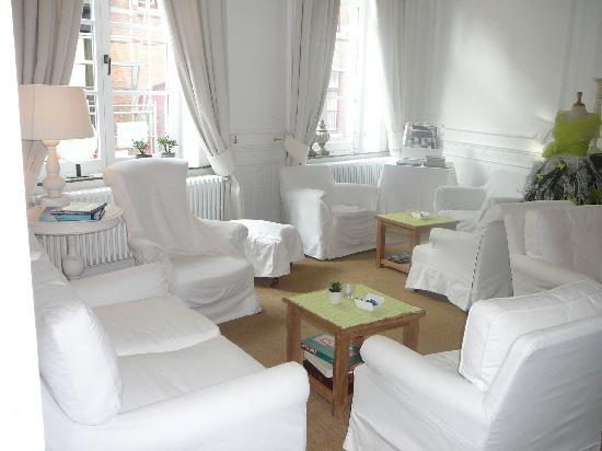 Hotel Montanus: le petit salon