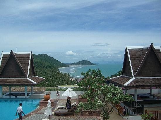 Atlantis Resort & Spa: Baan Taling Ngam Hotel views