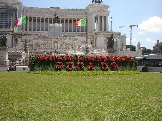 Hotel Virgilio: 14-7-2009