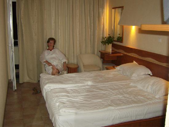 Neptun, Roumanie : La chambre double