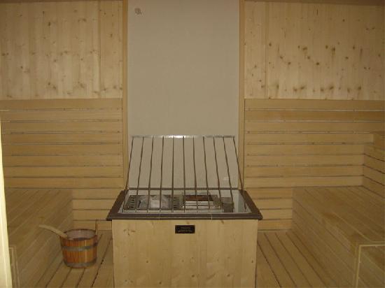 Neptun, Romania: Sauna