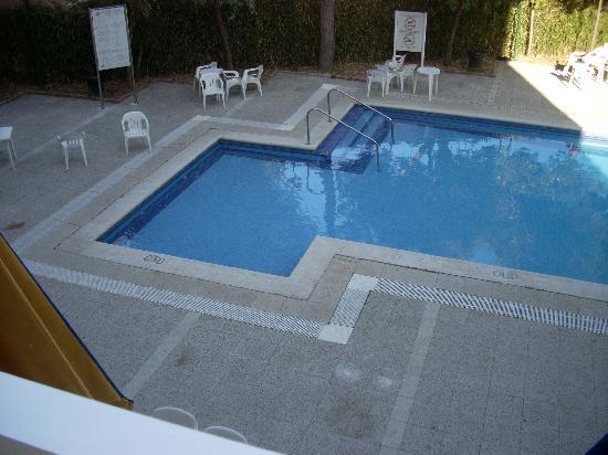 MedPlaya Hotel Monterrey : la piscine