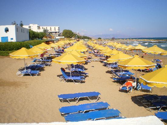 Mitsis Rinela Beach Resort & Spa: beach