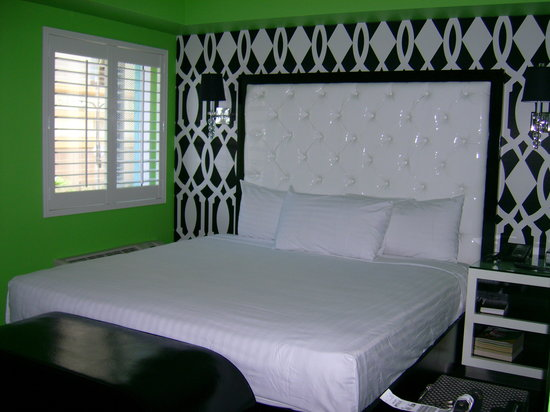 El Cortez Cabana Suites: Junior Suite
