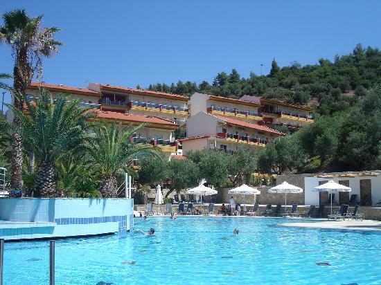 Hotel Lagomandra Beach Chalkidiki