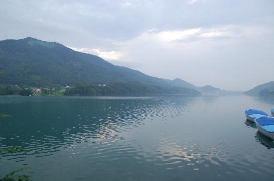 Hotel Stefanihof: Fuschl lake