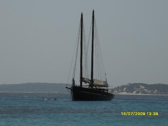 Hotel Le Anfore : Punta Molentis