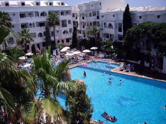Sol Cala d'Or Apartamentos: View From Room