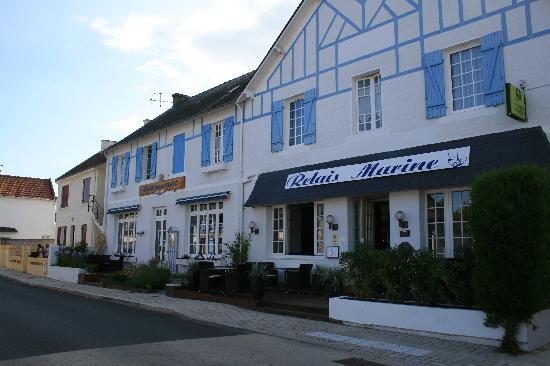 Logis Le Relais Marine : The hotel