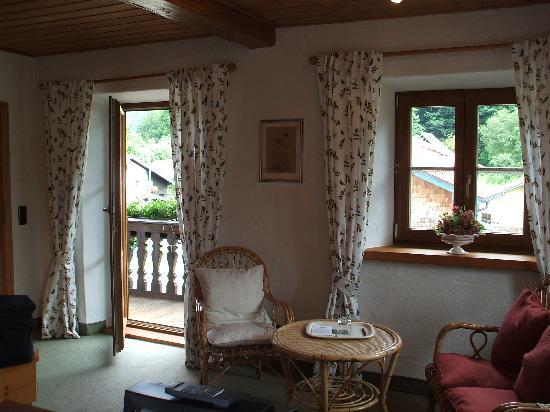 Landhotel Binderhaeusl : Our room