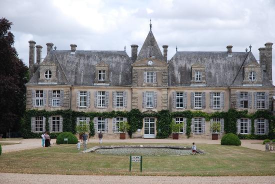 Château de Curzay : Chateau de Curzay - Relais & Chateau