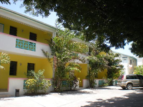 Turquoise Shell Inn: The Turquoise  Shell Inn